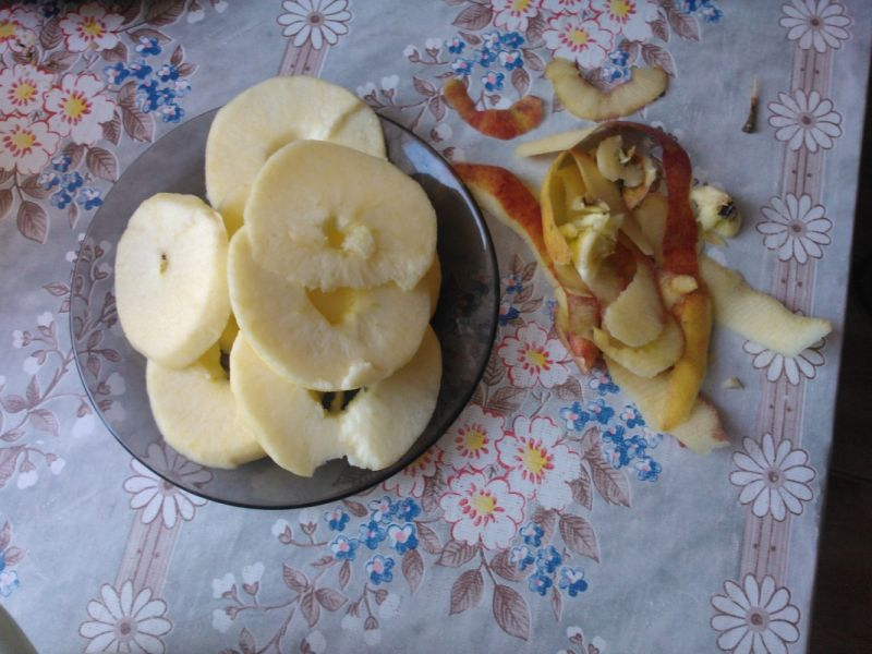 Imbirowe cynamonki z kaszy manny