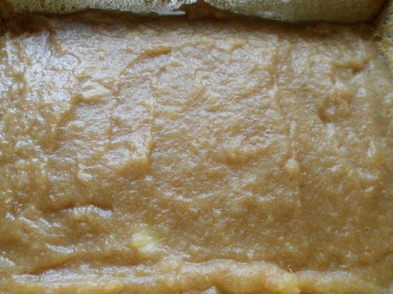 Jabłecznik z bitą śmietaną i mascarpone