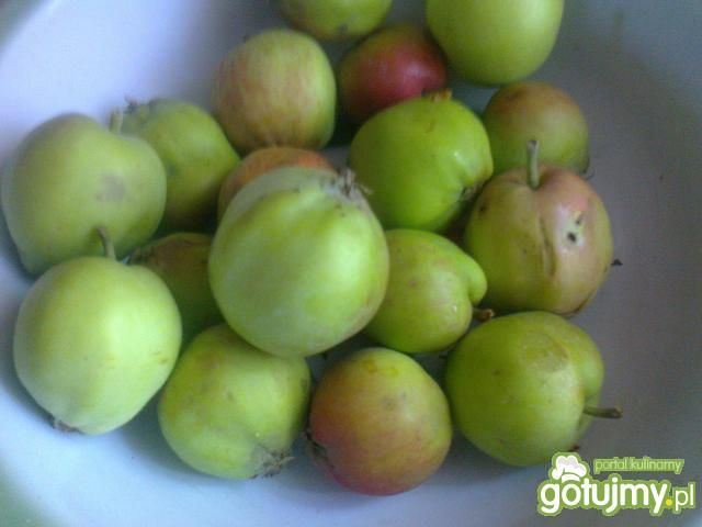 Jabłkowe naleśniki.