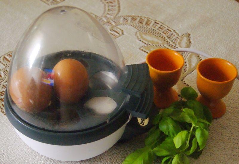 Jajka na miękko z wkładką
