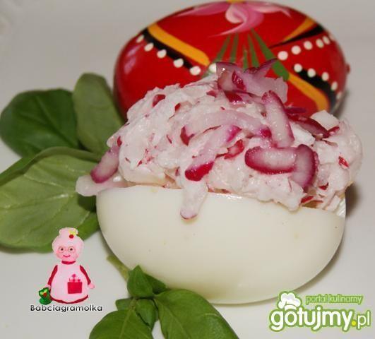 Jajka rzodkiewkowe