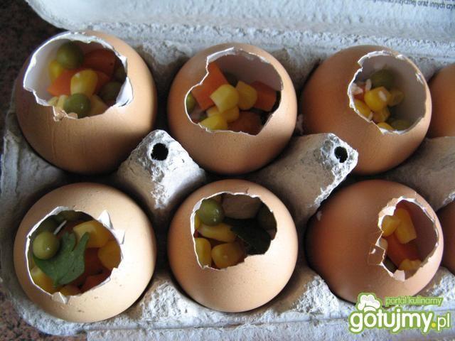 Jajka w galarecie 4