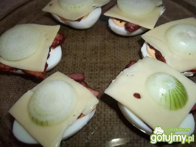 Jajka z majonezem na bogato