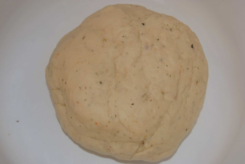 Jarmużowo -kurczakowa pizza