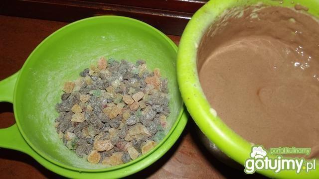 Kakaowy keks