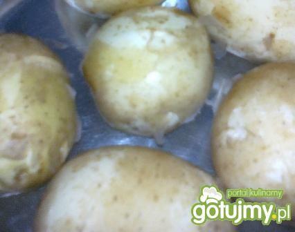 Kapusta z ziemniakami.