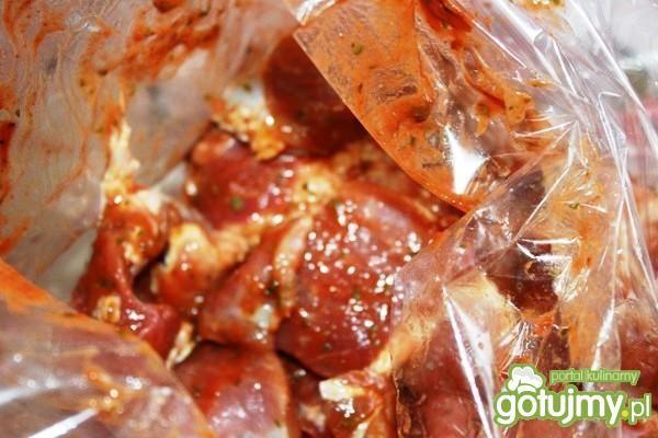 Karkówka w sosie syczuańskim