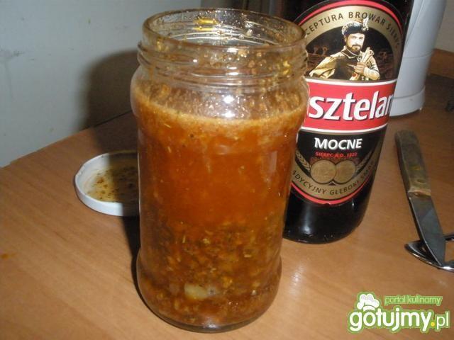 Karkówka z grilla w marynacie piwnej