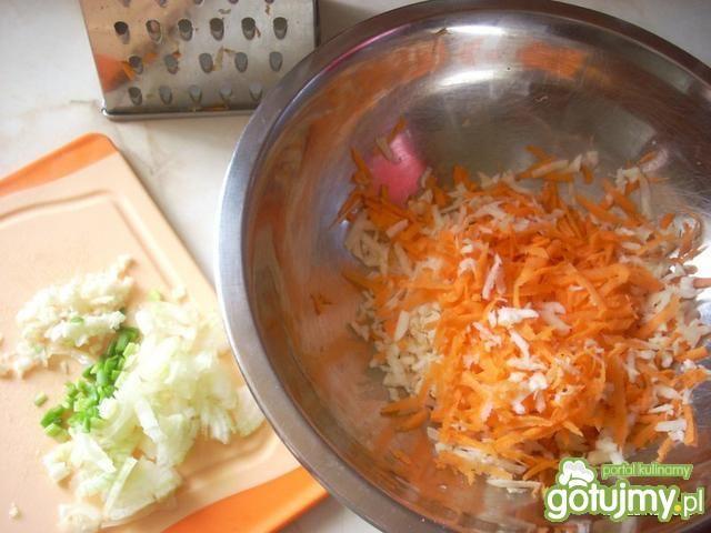 Kartoflanka z dodatkiem kurdybanka