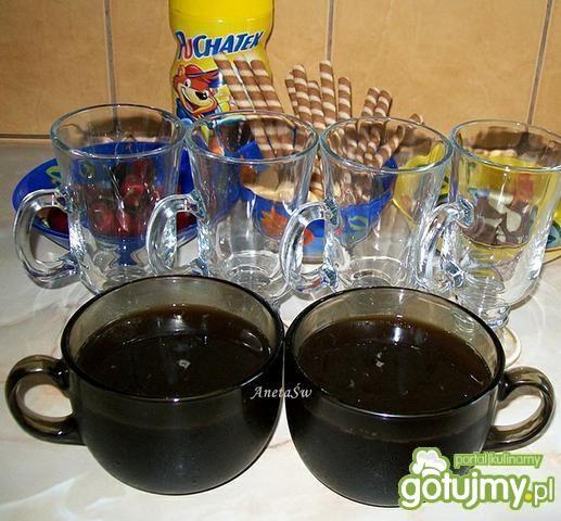 Kawa mrożona dla dzieci