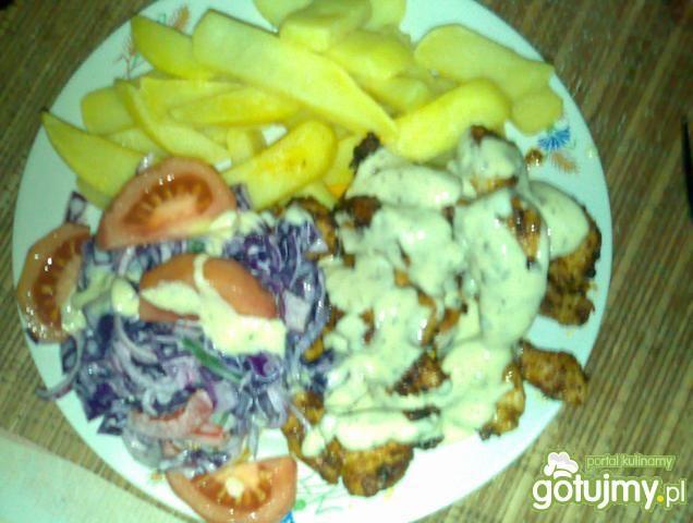Kebab z kurczaka