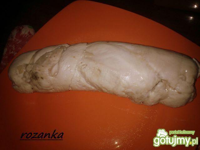 Kiełbaska z pirersi kurczaka