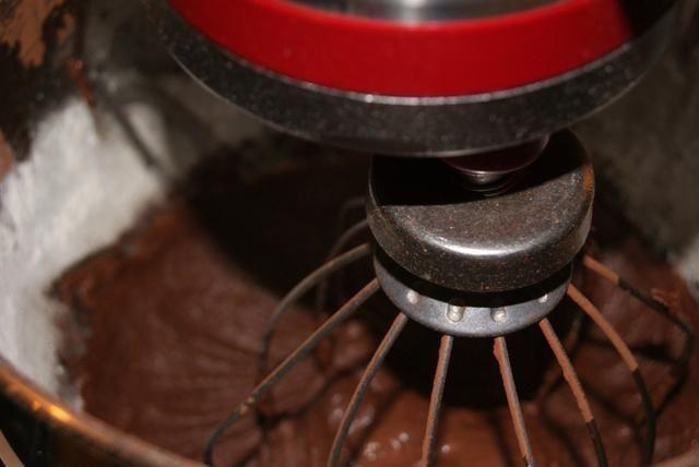Kladdkaka - szwedzkie ciasto czekoladowe