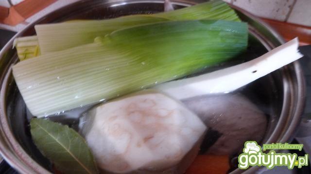 Klasyczna zupa ogórkowa 2
