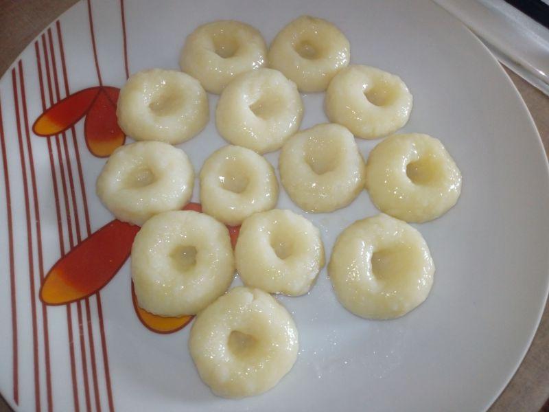 Kluseczki ziemniaczane