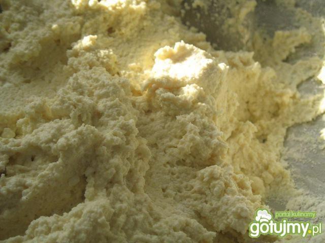 Knedle z białego sera- Turos gomboc