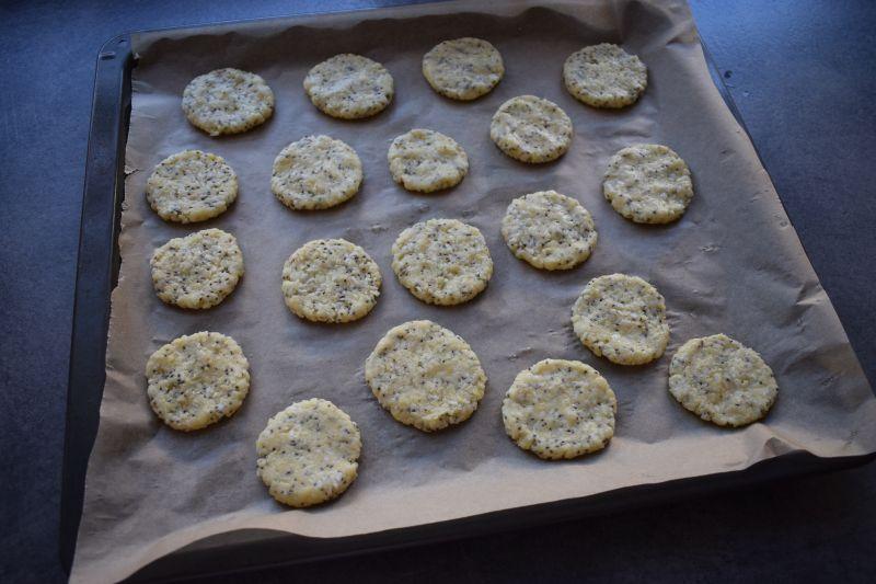 Kokosowe ciasteczka z chia