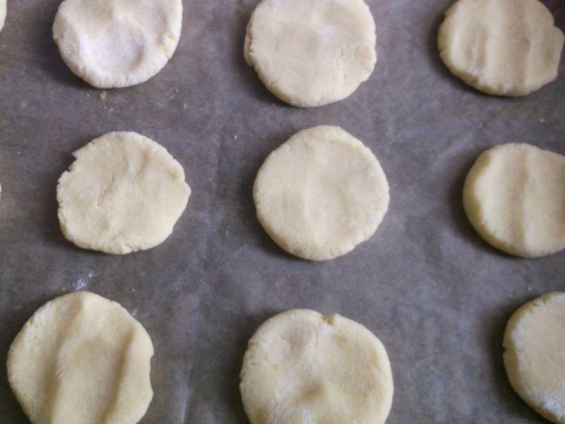 Kokosowe ciasteczka z mąki krupczatki