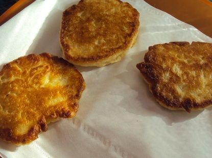 Kokosowe pancakes