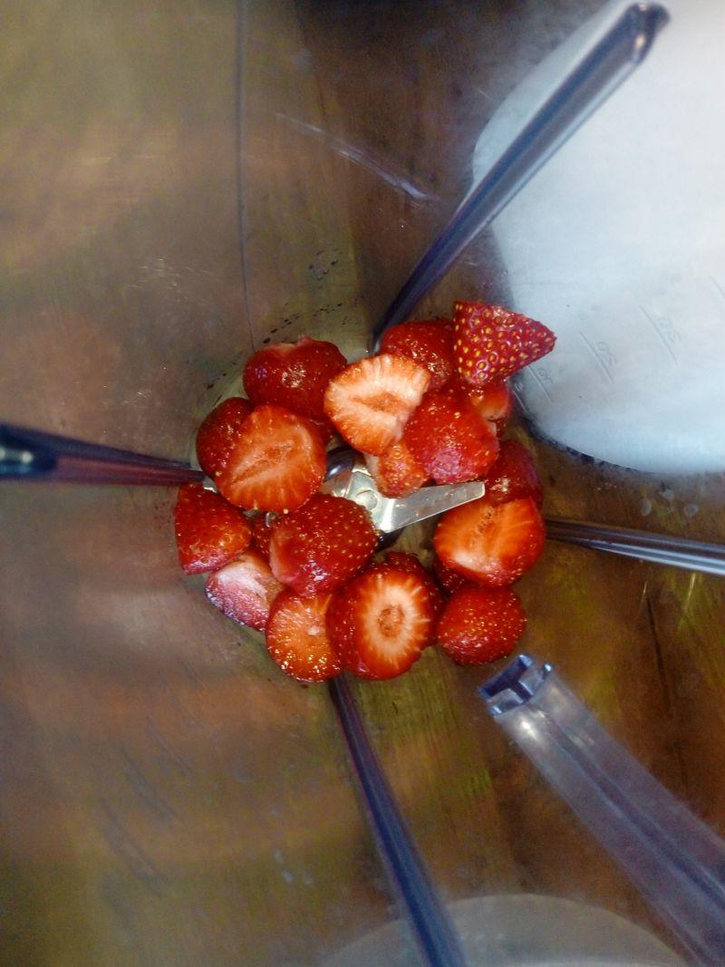 Koktajl truskawko-arbuzowy