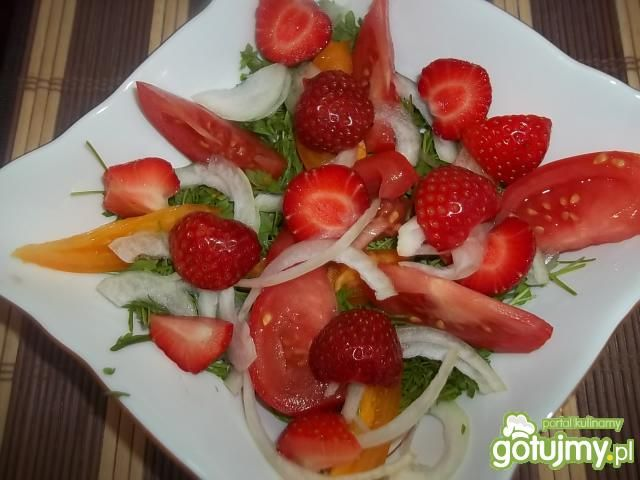 Kolorowa sałatka 6
