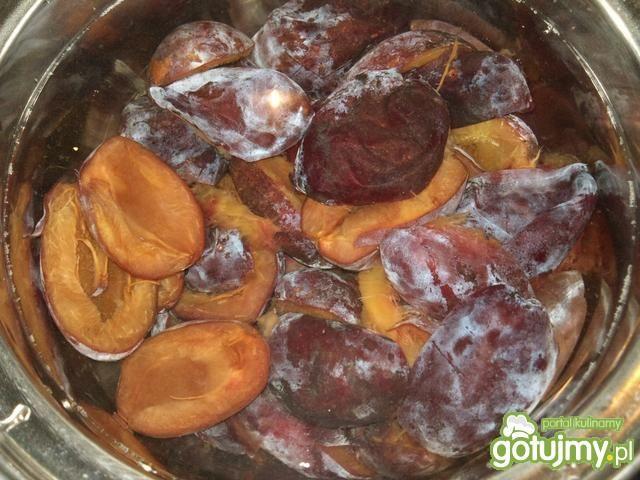 Kompot potrójnie owocowy
