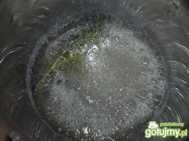Konfitura malinowo-wiśniowa z lawendą