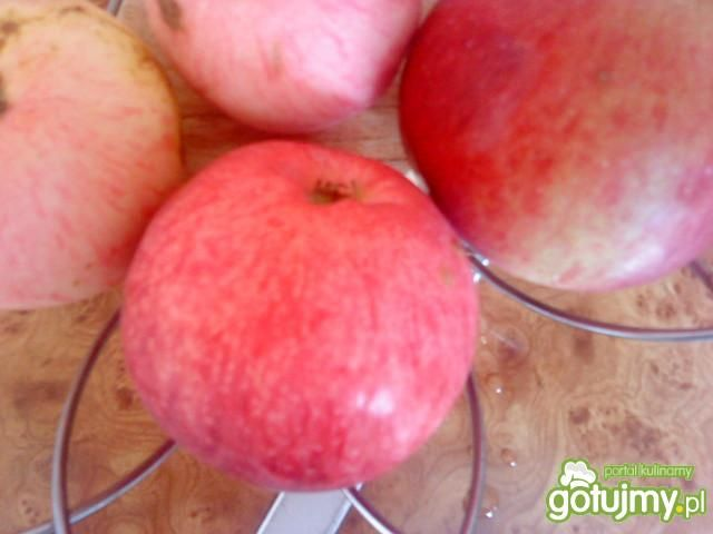 konfitura z jabłek sezonowych