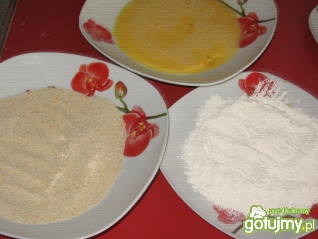 Kotleciki sojowe z cukinią