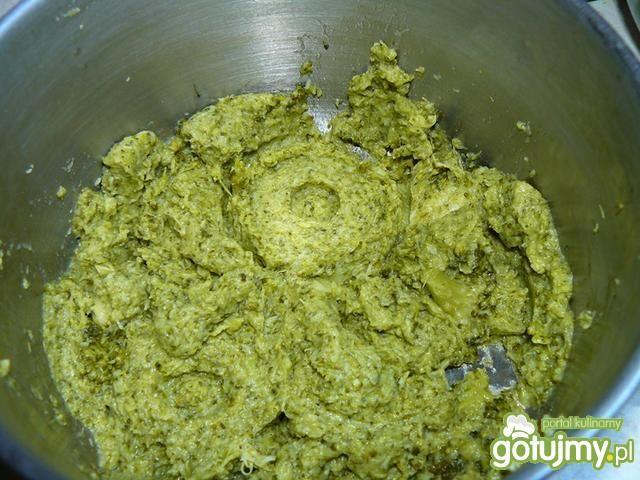 Kotleciki z brokułami.