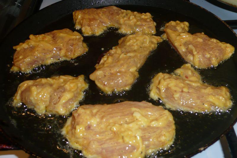 Kotleciki z serem