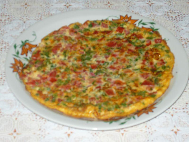 Kotlety mielone z omletem