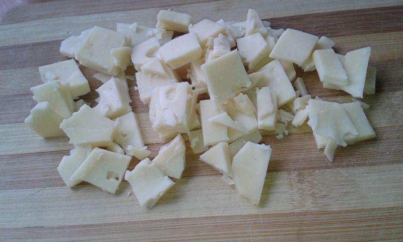 Kotlety mielone z serem