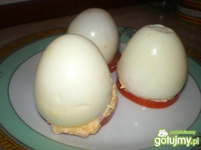 Krasnale z jajek