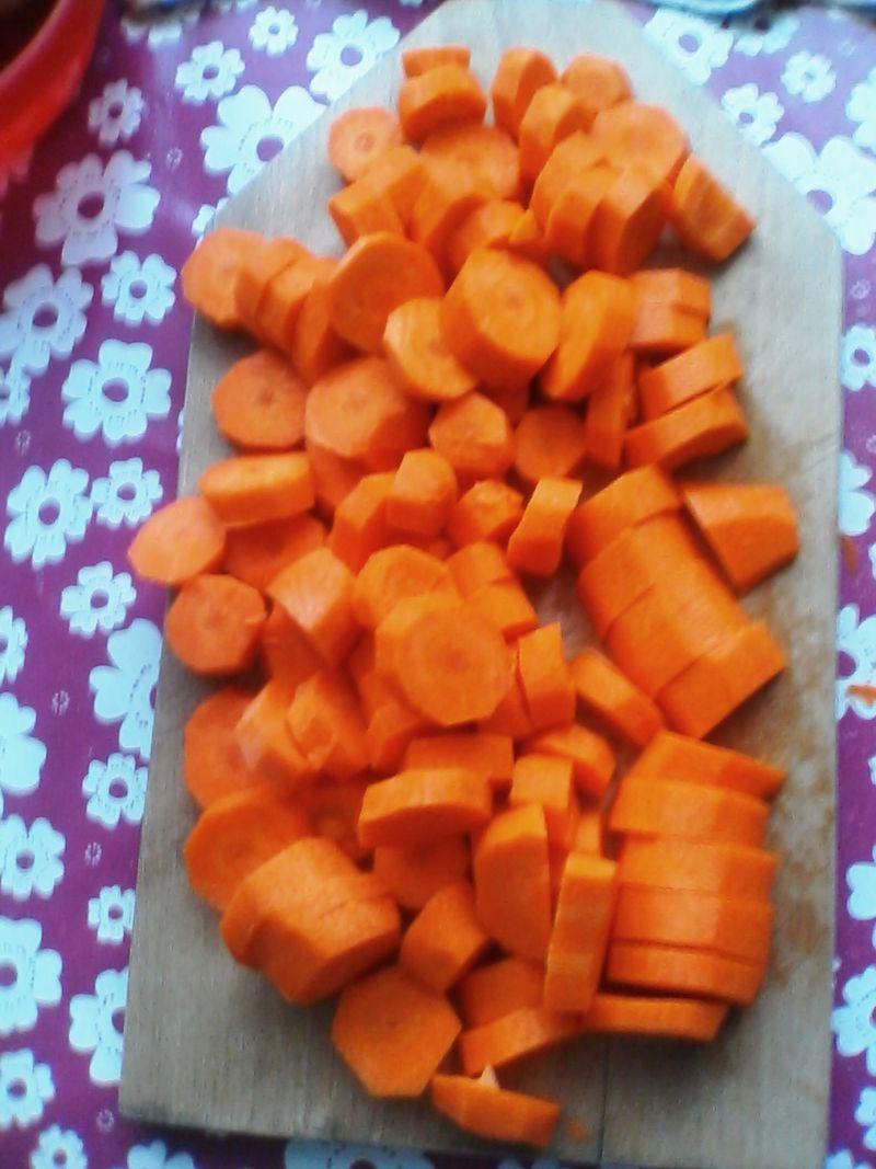 Krem marchewkowy