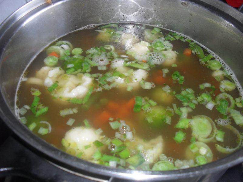 Kremowa zupa jarzynowa