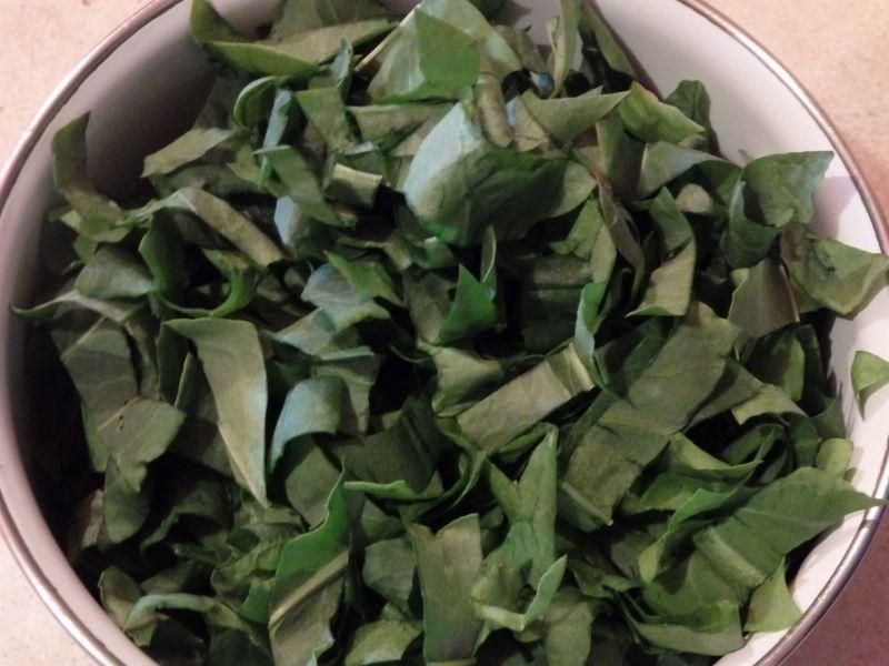 Kremowa zupa ziemniaczano-szczawiowa