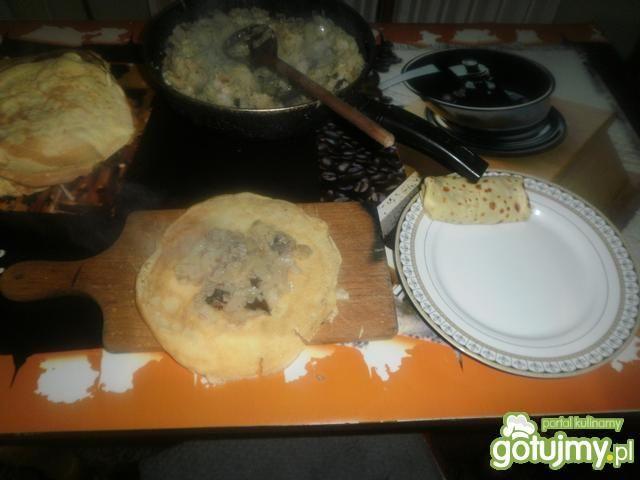 Krokiety ze słodkiej kapusty, mięsa i g