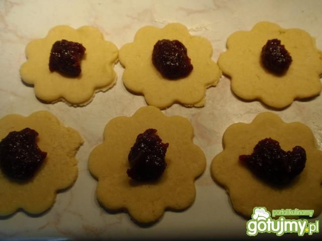 Kruche ciasteczka wg gosia56