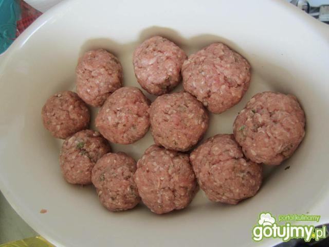 Kulki mięsne w sosie kokosowym z curry