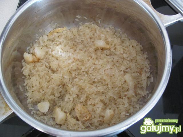 Kuraczak po chińsku z ryżem