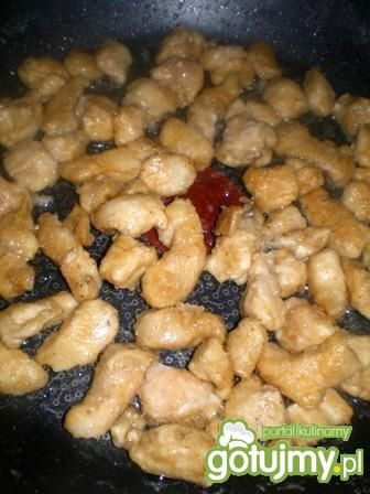 Kurczak intensywnie cytrynowy