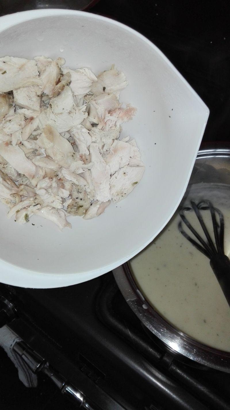 Kurczak w potrawce mojej mamy