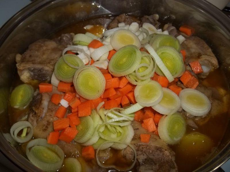 Kurczak z warzywami wg Gosi