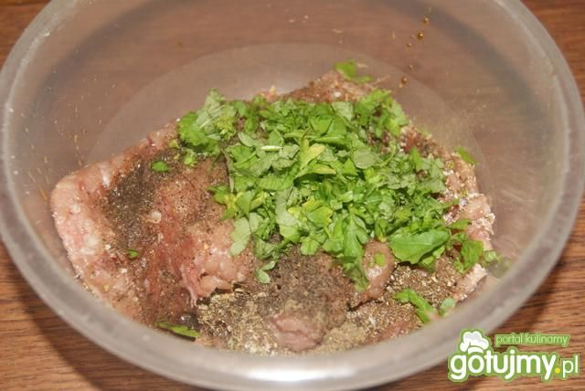 Leczo wg Buni z mięsnymi kulkami