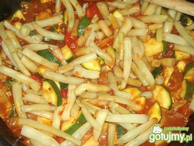 Leczo z fasolką szparagową 5