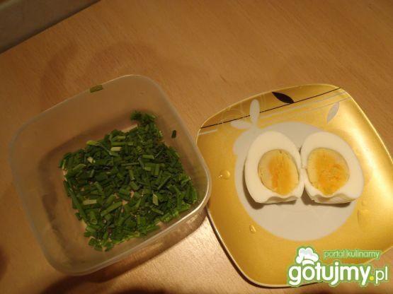 Łódki z jajek
