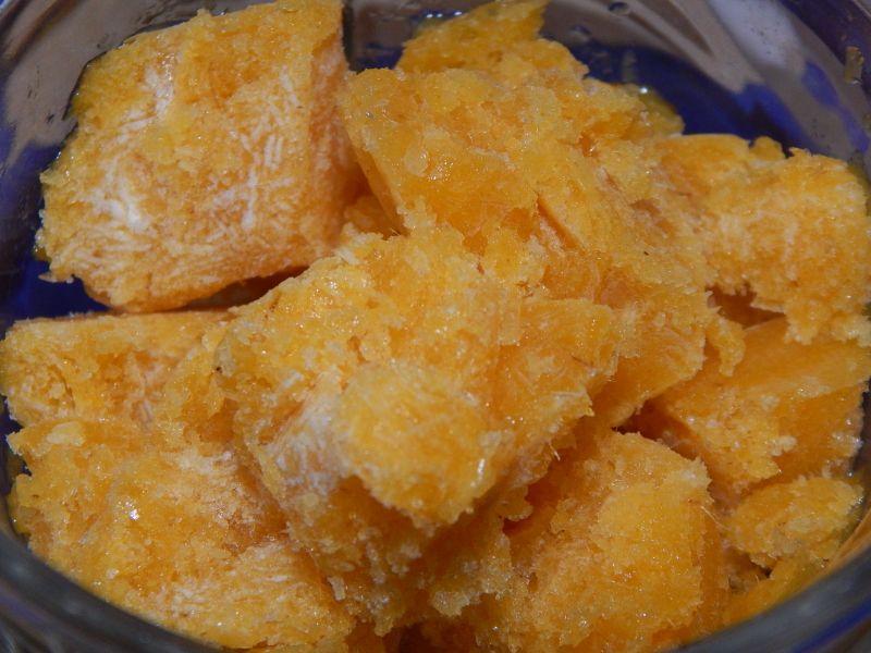 Lody z mango bez nabiału (z aquafaba)