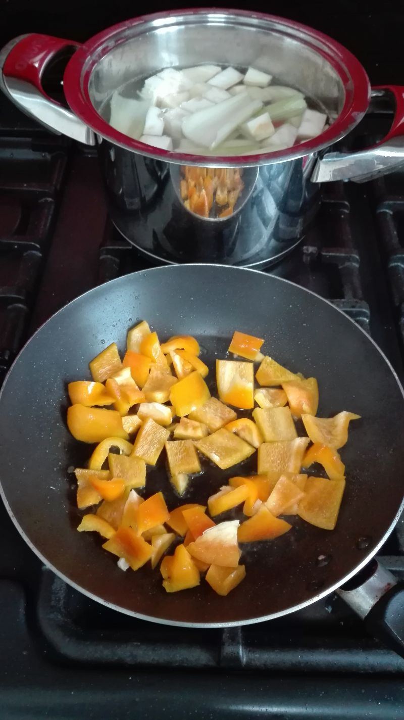 Magiczna zupa kukurydziana - Dieta 1200 kalorii