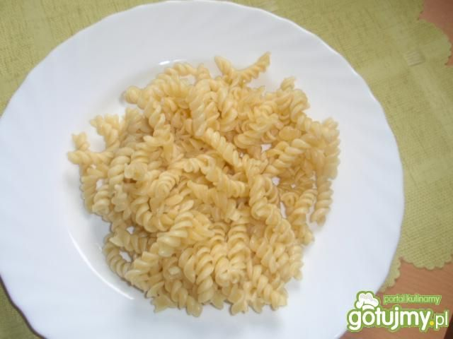 Makaron z sosem 2